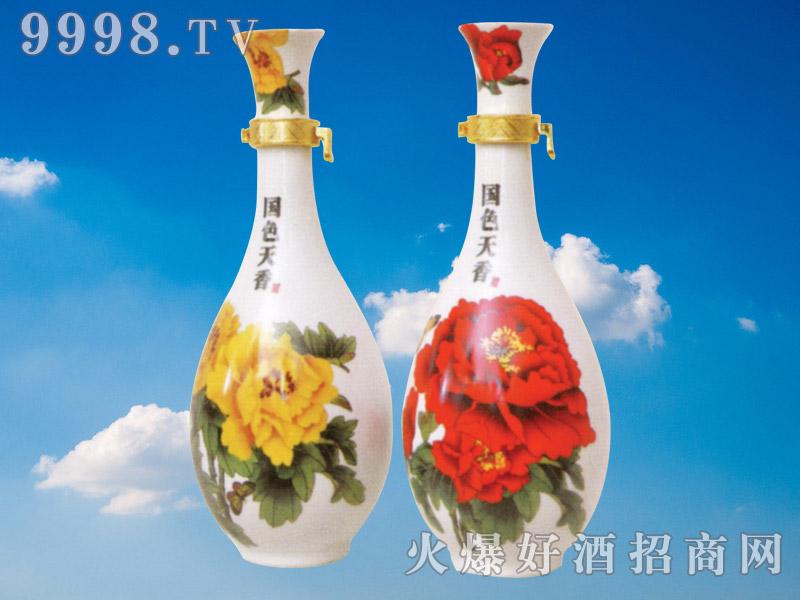 京忠北京二锅头酒国色天香