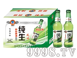 金龙泉纯生啤酒330ml单瓶