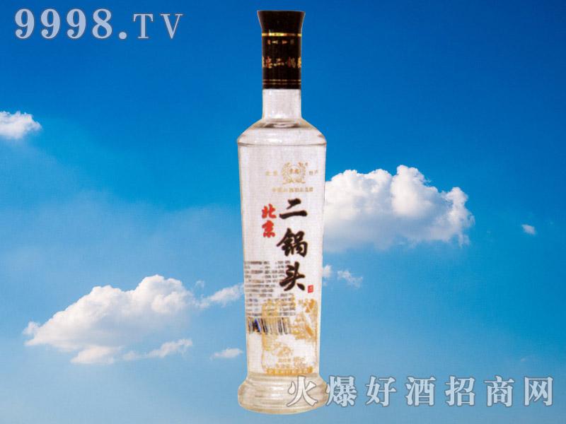 京忠北京二锅头酒(玻璃瓶)