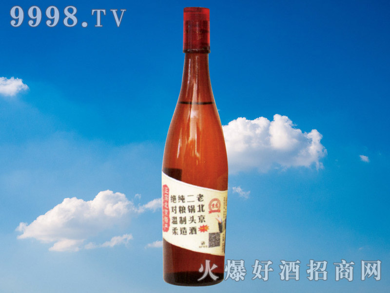 京忠老北京二锅头酒