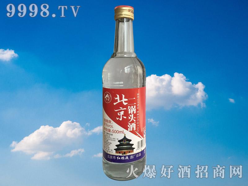 京忠北京二锅头酒红标