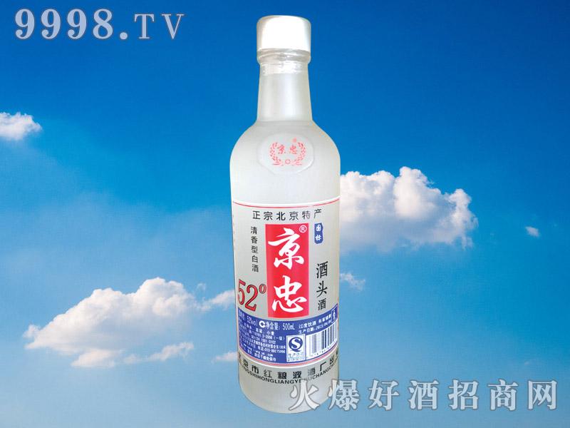 京忠酒头酒