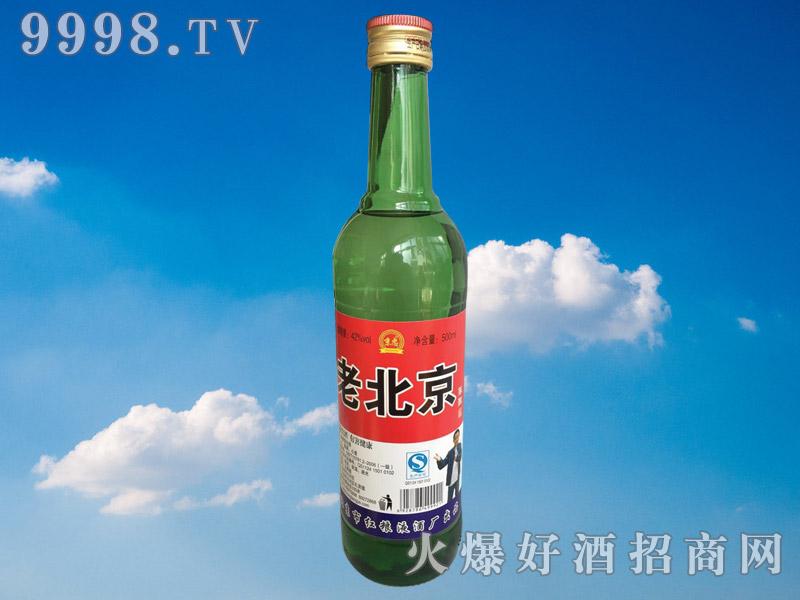 京忠北京二锅头酒42°500ml