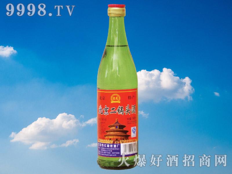 京忠北京二锅头酒500ml
