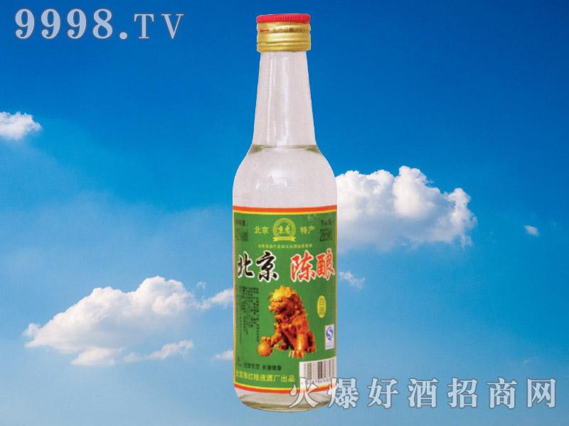 京忠北京陈酿白酒