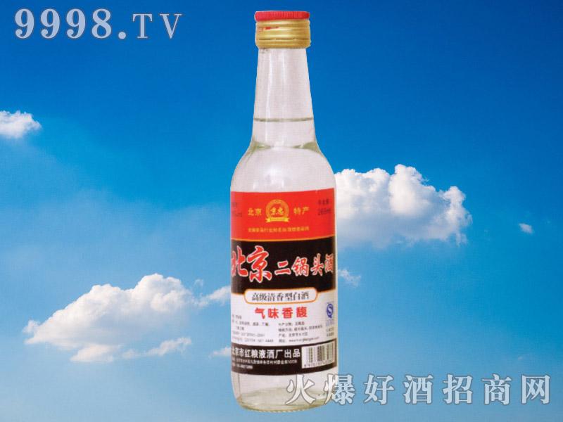 京忠北京二锅头酒(白瓶)