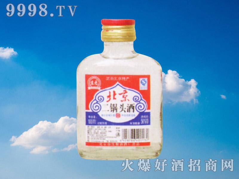 北京二锅头酒(白瓶)