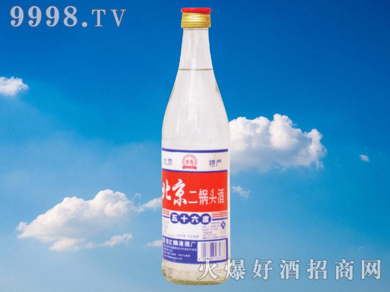 京忠北京二锅头酒56°