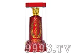 飞天王子酒红瓶装