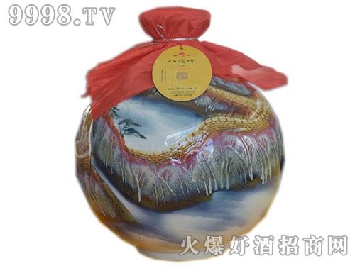窖藏原浆酒68度5L