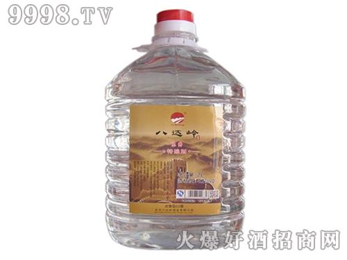 八达岭京爵特酿酒42度2L