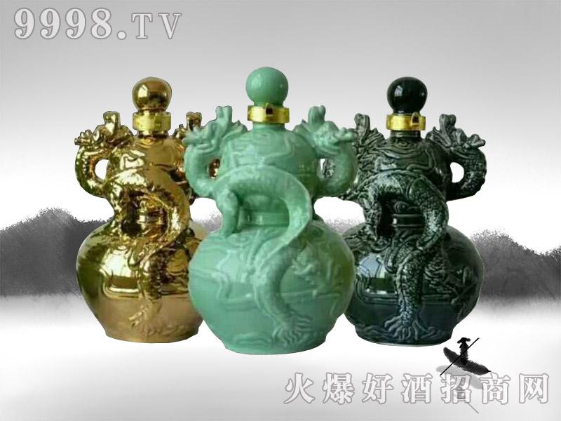 亳州坛子酒(中国龙酒)