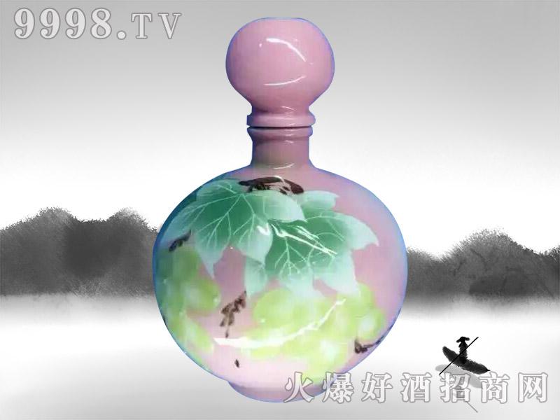 亳州坛子酒(原浆酒葡萄瓶)