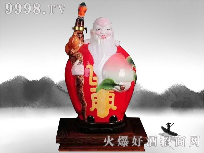 亳州坛子酒(原浆酒福禄寿喜)