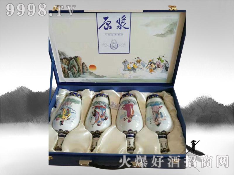 亳州坛子酒(原浆酒八仙过海)