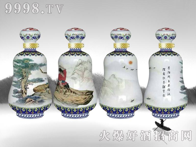 亳州坛子酒(生态原浆酒武松打虎)