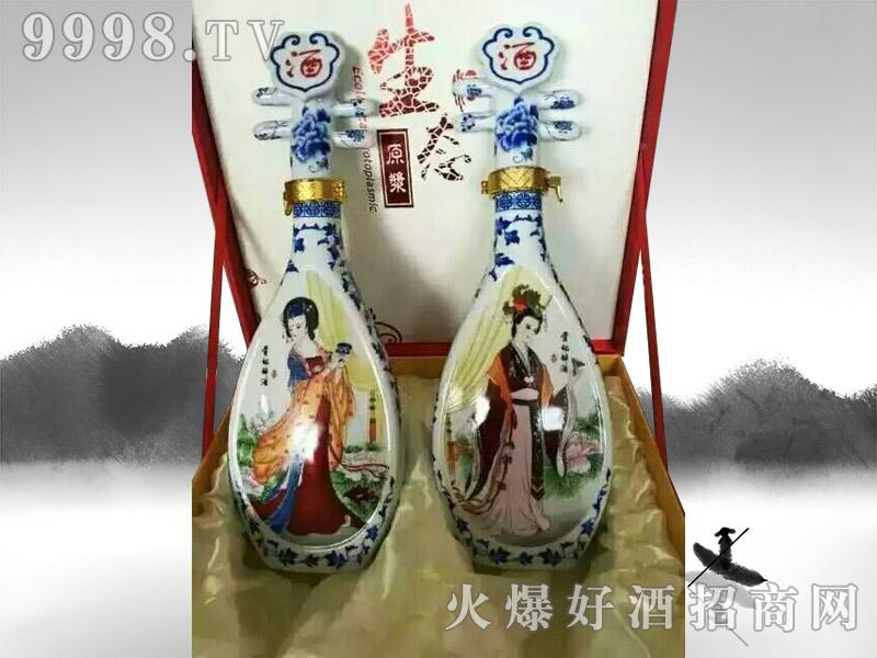 亳州坛子酒(生态原浆酒四大美女礼盒)