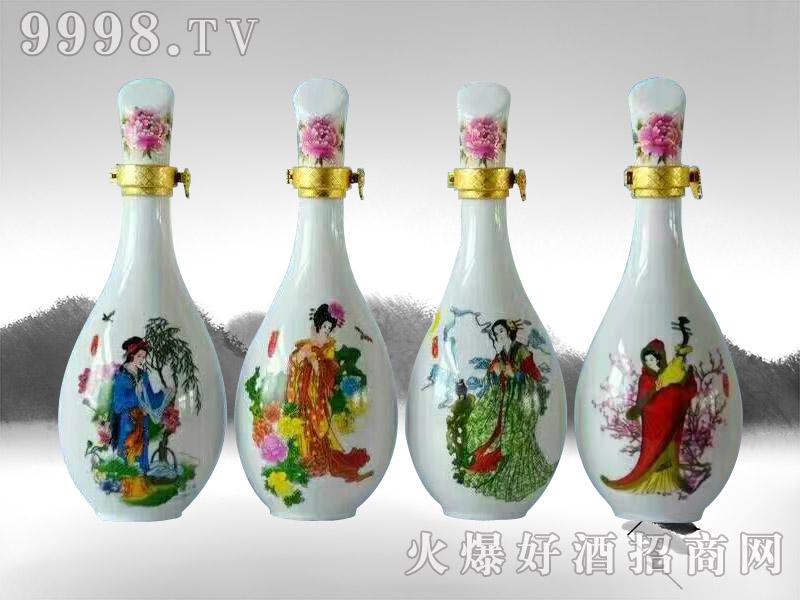 亳州坛子酒(生态原浆酒四大美女)