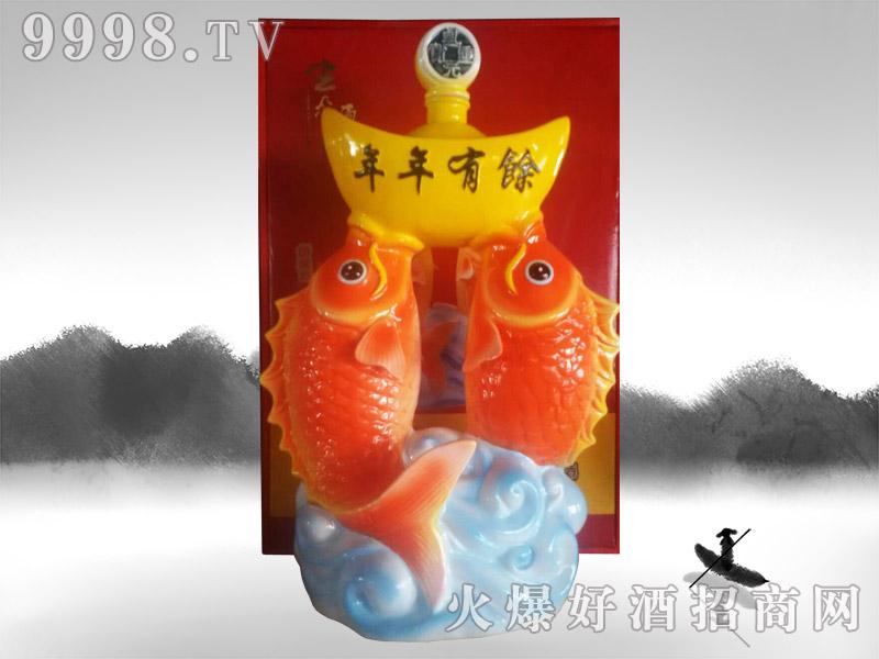 亳州坛子酒(生态原浆酒年年有余)