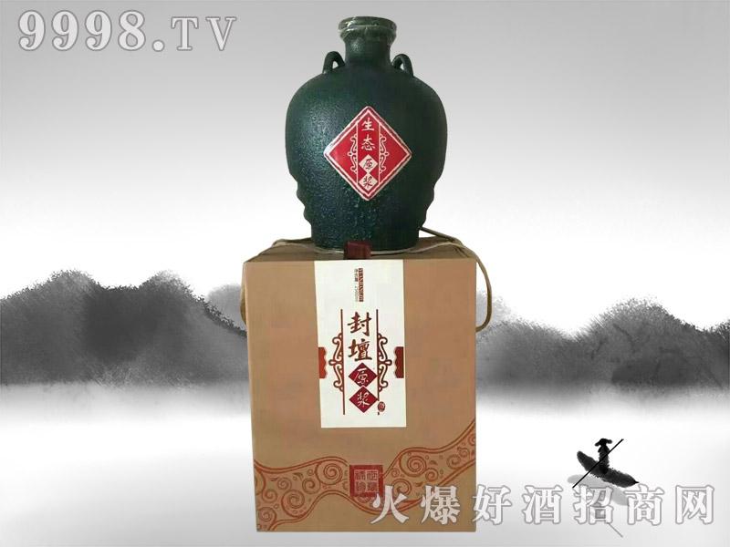 亳州坛子酒(封坛原浆酒)