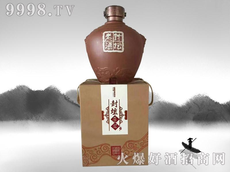 亳州坛子酒2500ml(封坛原浆酒)