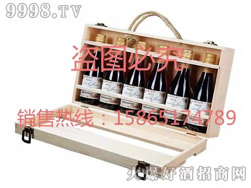 海源工艺・白橡木酒盒