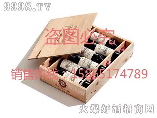 海源工艺・六支装酒酒盒