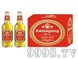 凯撒宫啤酒500ml