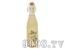 韩国真露清烧酒500ml