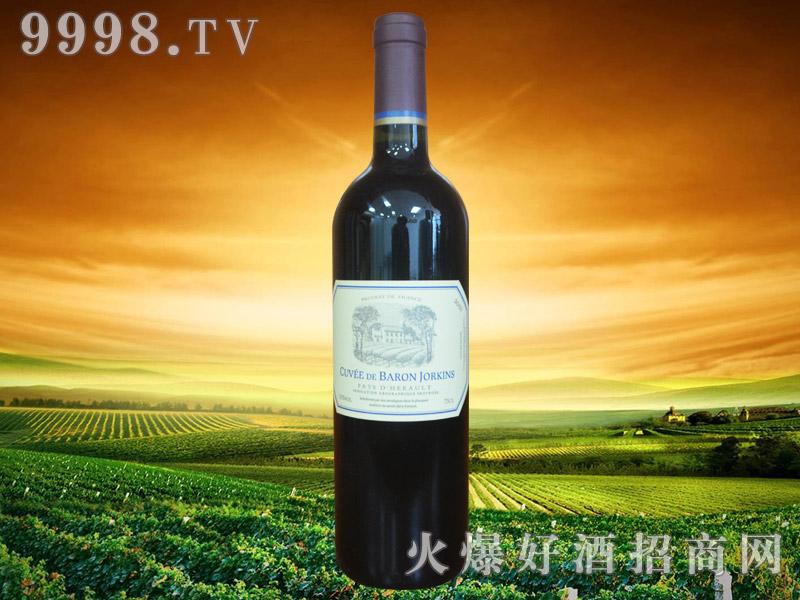 拉菲乔金斯伯爵古堡干红葡萄酒