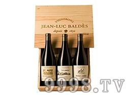 巴尔帝酒庄梯层葡萄园三套曲(3瓶装)JEAN-LUC  BALDES