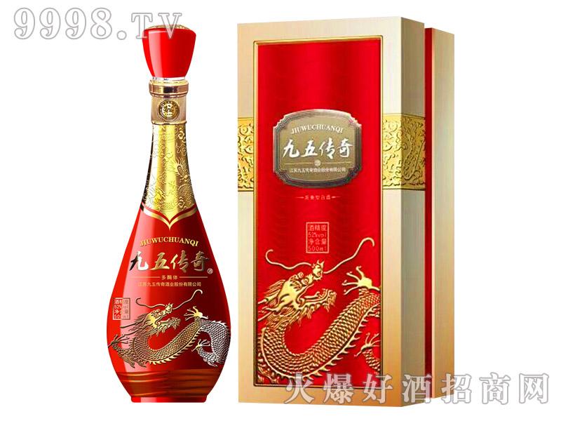 九五传奇多酶体酒6A红礼盒装