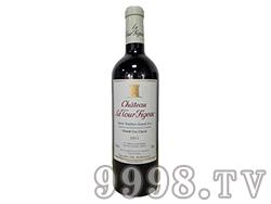拉图飞卓庄干红葡萄酒CHATEAU-LATOUR--FIGEAC