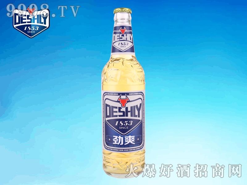 德仕利劲爽啤酒500ml