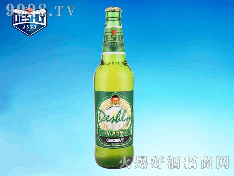 德仕利清爽啤酒500ml