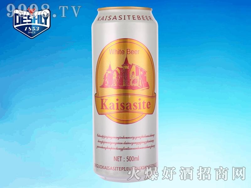 德仕利白啤酒500ml