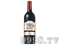 法国路易威顿法玛蒂・蒙图斯干红葡萄酒