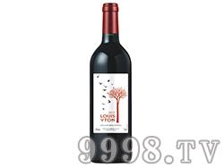 路易威顿佳美干红葡萄酒