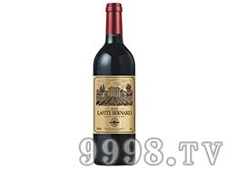 路易威顿拉菲柏纳・城堡干红葡萄酒