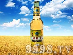 500ml金麦爽啤酒