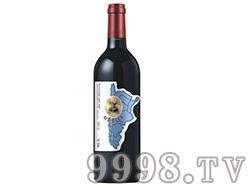 蒙特尔西拉干红葡萄酒