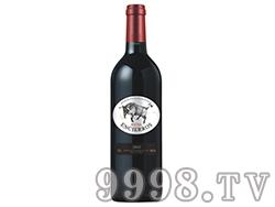 奔牛干红葡萄酒