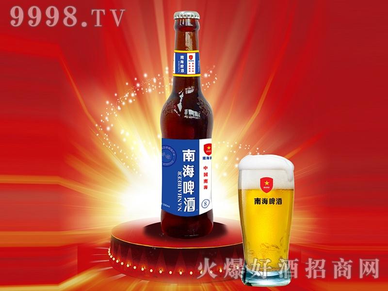 330ml南海啤酒高棕百威瓶