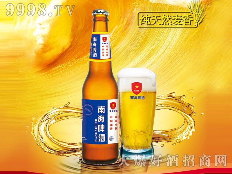 330ml南海啤酒棕瓶
