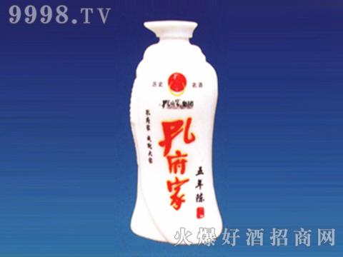 奥烽乳白瓶ZD-RB-171孔府家酒
