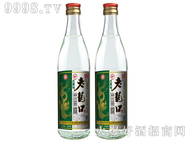老龙口酒龙香500ml
