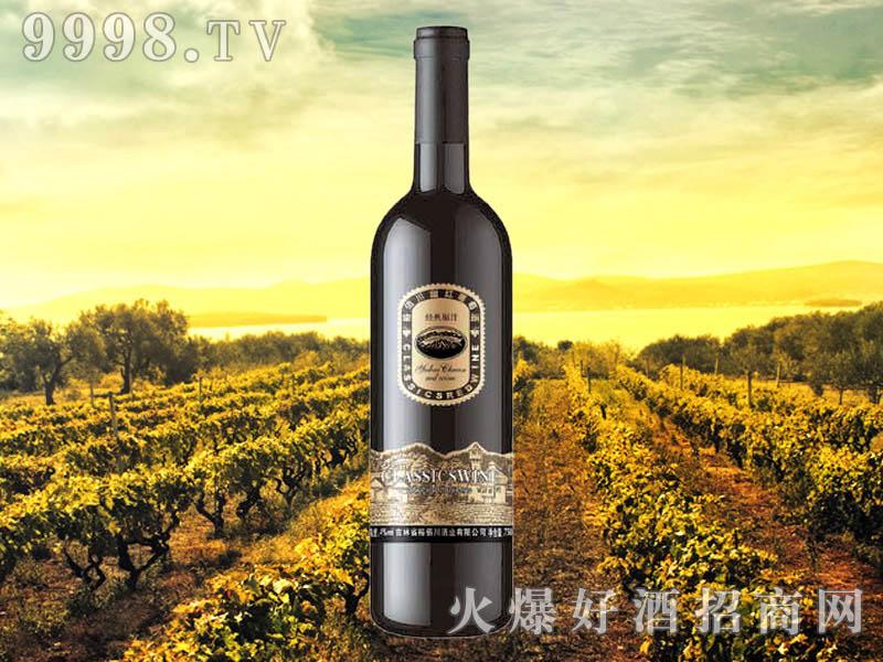 裕佰川甜红葡萄酒