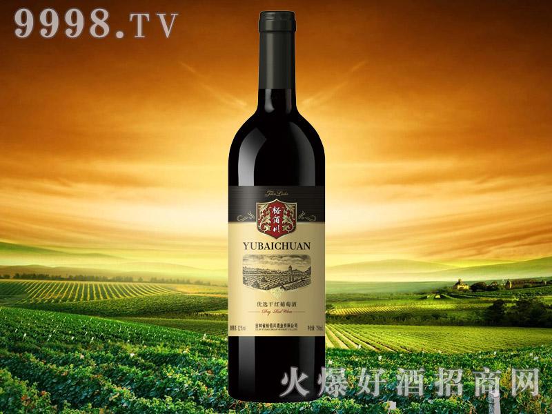 名裕佰川优选干红葡萄酒