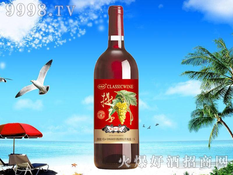 精选金提子酒(配制型)1.5L