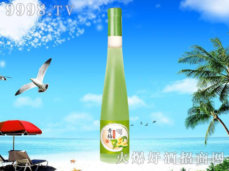 青梅水果配制酒375ML